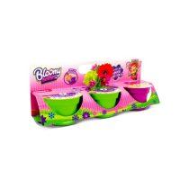 Bloomy Belles - Virágzó szépségek - virágcserépbaba ajándékcsomag - 01096