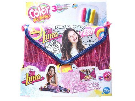 Color Me Mine Soy Luna borítéktáska - 02228
