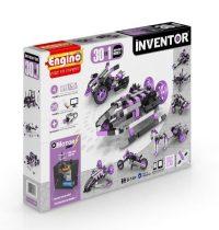 Engino Inventor 30 az 1-ben építőjáték - Motorizált multi modellek - 02268