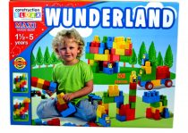 Maxi Blocks építő csomag - 56 db-os - dobozban - 02857