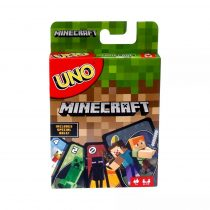Minecraft Uno kártyajáték - 03175