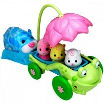 ZZP Háromüléses bébi buggy - 03534