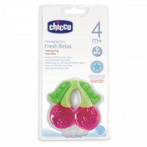 Chicco bébi rágóka - cseresznyés - hűtőfolyadékos - 04027
