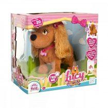 Lucy, interaktív kutya, táncolós és éneklős - 05581