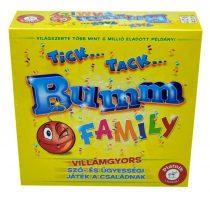 Tick Tack Bumm Family társasjáték - 06029