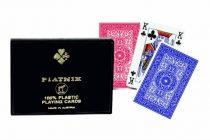 Piatnik plasztik römi kártya - 06417
