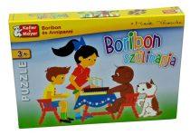 Boribon Szülinapja puzzle játék - 09620