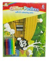 Glitteres poszter készítő - 13524