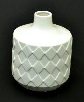 Váza fehér, 14 cm - 19248