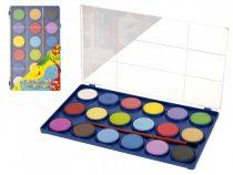 Vízfesték - 18 színű csomag - 19815