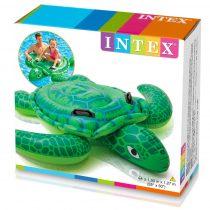 Teknős lovagló kicsi kapaszkodóval - 25189