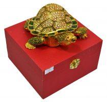 Ékszertartó, teknős - 31903