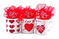 Valentin napi ajándék, maci+szív - 32620