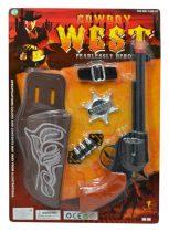 Cowboy szett lapon - 45565
