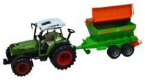 Traktor, pótkocsis - 46387