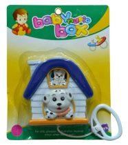 Felhúzható, zenélő babajáték - 46844