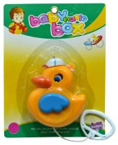 Felhúzható, zenélő babajáték - 46845