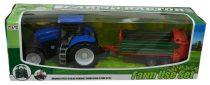 Traktor, pótkocsis - 47015