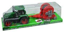 Traktor, pótkocsis - 47057