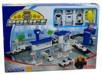 Rendőrállomás dobozban - 47196