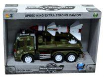 Autó, katonai, dobozban - 47635