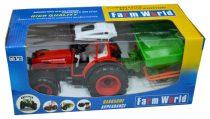Traktor, pótkocsis - 47713