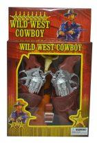Cowboy szett dobozos - 47818