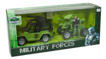 Katonai szett, dobozban - 47900