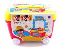 Barkács építő szett dobozban - 47949