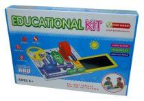 Napelemes, tudományos oktató játék – áramkörök - 47978