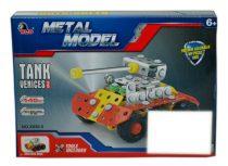 Fémépítő tank dobozban - 48303