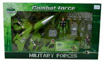Katonai szett, dobozban - 48336