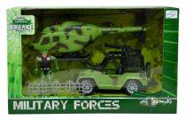 Katonai szett, dobozban - 48337