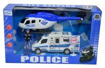 Police szett, dobozban - 48341