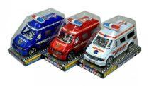 Rendőr, mentő, tűzoltó autók - 48364