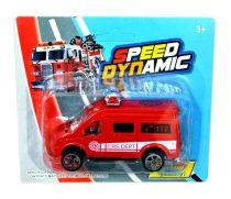 Mentő és tűzoltó autók - 48381