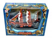 Kalóz hajó dobozban - 48388