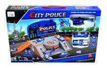 Parkoló garázs dobozban - rendőrös - 48463