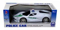 RC távirányítós rendőrségi autó - 48533