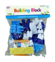 Építőjáték zacskóban - 44 darabos csomag - 48537