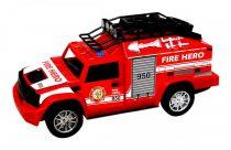 Tűzoltóautó platformon - 48555