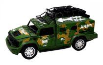 Katonai autó platformon - 48557