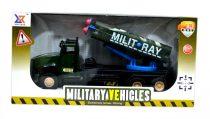 Katonai autó dobozban - 48563