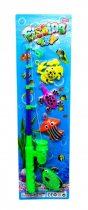 Horgász játék szett lapon - 48615