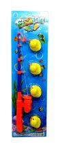 Horgász játék szett lapon - 48617