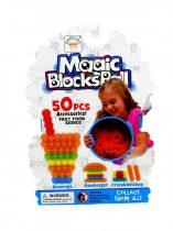 Építőjáték - Magic Blocks Ball - 50 db-os csomag - 48637