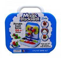 Építőjáték - Magic Blocks Ball - 150 db-os csomag - 48638