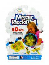 Építőjáték - Magic Blocks Ball - 50 db-os csomag - 48639