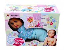 Mászó baba - elemes - dobozban - 48674