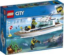 LEGO® City - Búvárjacht - 49287